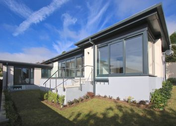 Thumbnail 3 bed detached bungalow for sale in Hill Road, Swanage