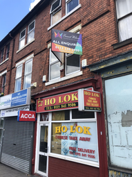 Thumbnail Leisure/hospitality for sale in Hot Food Take Away NG7, Nottinghamshire