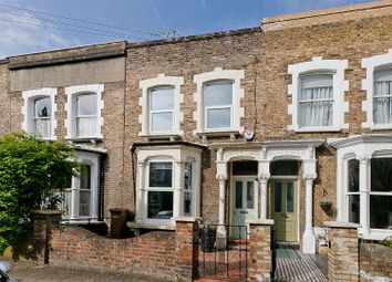 Thumbnail 3 bed terraced house to rent in Aden Grove, Stoke Newington