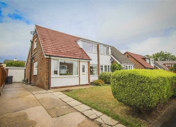 Thumbnail 3 bed semi-detached bungalow for sale in Mere Fold, Charnock Richard, Lancashire