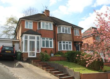 Thumbnail 3 bed semi-detached house to rent in Clent Avenue, Redditch
