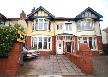 Thumbnail 3 bed semi-detached house for sale in Mersey Road, Blackpool