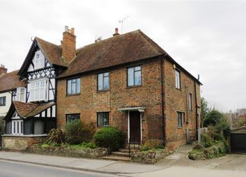 Thumbnail 3 bed semi-detached house to rent in Old Dover Road, Canterbury