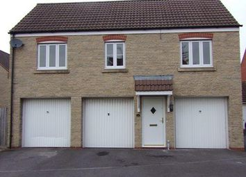 Thumbnail 2 bed detached house to rent in White Eagle Road, Swindon