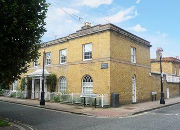 Courtenay Square, London SE11. 3 bed detached house