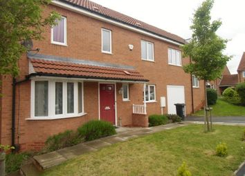 Thumbnail 3 bed semi-detached house for sale in Austwick Road, Leicester