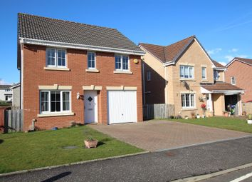 Thumbnail 4 bed detached house for sale in Basil Grove, East Kilbride, Glasgow