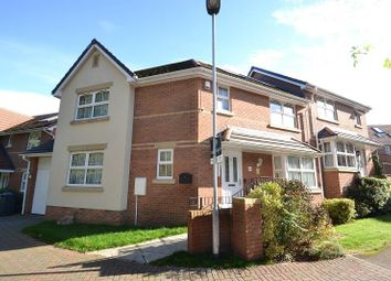 Thumbnail 3 bedroom semi-detached house for sale in Olvega Drive, Buntingford