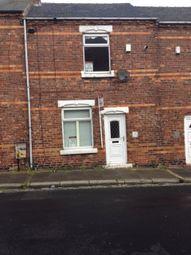 Thumbnail 2 bed terraced house to rent in Tees Street, Horden, Peterlee