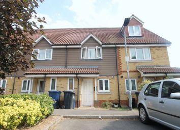 Thumbnail Terraced house to rent in Poppy Close, Northolt, Middlesex