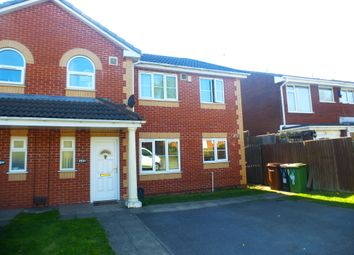 Thumbnail 4 bed semi-detached house for sale in Darlaston Road, Darlaston, Wednesbury
