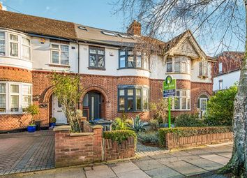 Thumbnail 4 bed terraced house for sale in Marina Avenue, New Malden