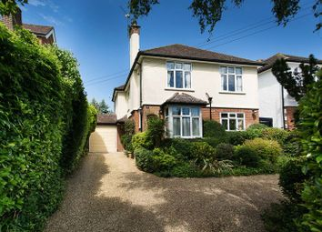Thumbnail 4 bed detached house for sale in Battlefield Road, St.Albans