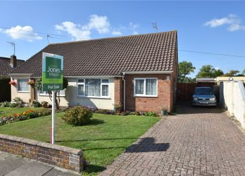 Thumbnail 2 bed bungalow for sale in Ullswater Road, Sompting, West Sussex