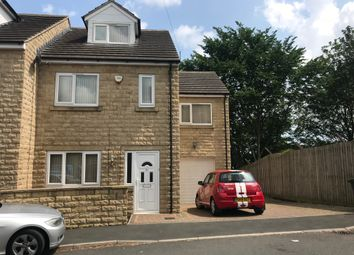 Thumbnail 4 bed semi-detached house to rent in Bulay Road, Thornton Lodge Huddersfield