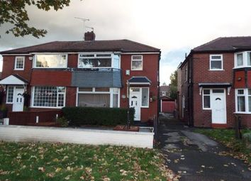 Thumbnail 3 bed semi-detached house for sale in Prestfield Road, Whitefield, Manchester, Greater Manchester