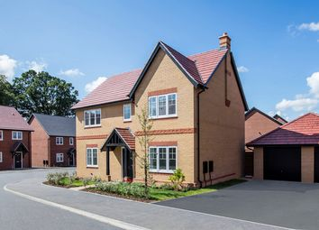 "Thumbnail 4 bed property for sale in ""The Caldwick"" at The Rose Garden, Ledbury Road, Hereford"