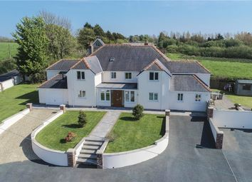 Thumbnail 5 bed detached house for sale in The Hollies, Moreton, Saundersfoot