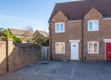 Thumbnail 2 bed end terrace house for sale in Standfield Close, Aylesbury