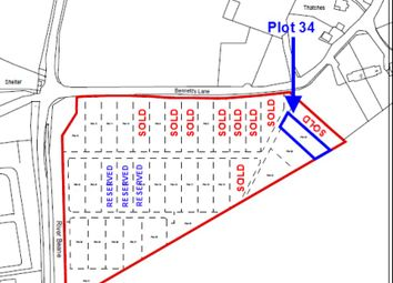 Thumbnail Land for sale in Church Farm Meadow, Rushden, Buntingford, Hertfordshire