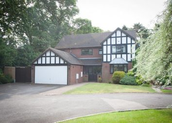 Thumbnail 5 bed detached house for sale in Forest Park, Sutton Coldfield