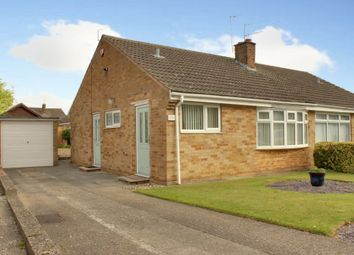 Thumbnail 2 bed semi-detached bungalow for sale in Normandy Avenue, Beverley