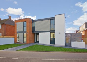 Thumbnail 3 bed detached house for sale in Mostyn Road, Bushey