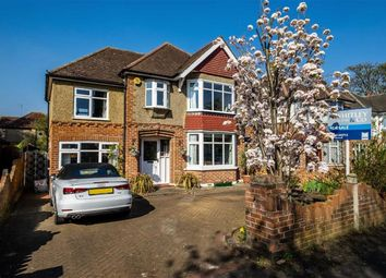 Thumbnail 5 bed detached house for sale in West Drayton Park Avenue, West Drayton, Middlesex