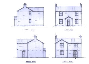 Thumbnail Land for sale in The White Cottage, Willoughby Road