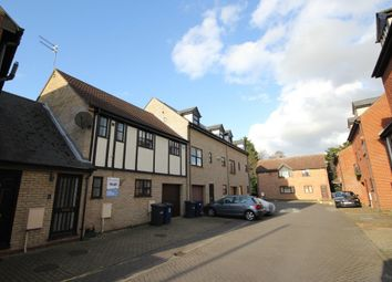 Thumbnail 3 bedroom town house to rent in Robbs Walk, St. Ives, Huntingdon