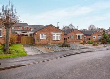 Thumbnail 2 bedroom bungalow for sale in Wordsworth Avenue, Hucknall, Nottingham, Nottinghamshire
