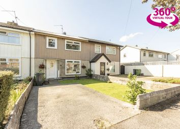 Thumbnail 3 bed terraced house for sale in Aberdulais Road, Gabalfa, Cardiff