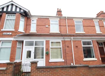 Thumbnail 3 bed terraced house for sale in Elton Street, Stretford, Manchester