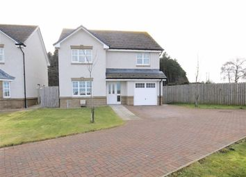 Thumbnail 4 bed detached house for sale in Duffus Place, Elgin