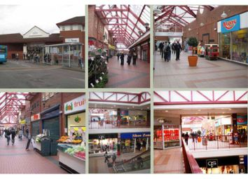Thumbnail Retail premises to let in Cannock Shopping Centre, Market Hall Street, Cannock, Staffordshire, England
