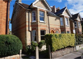 Thumbnail 3 bed semi-detached house for sale in Mentone Road, Poole