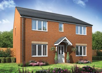 "Thumbnail 5 bed detached house for sale in ""The Hadleigh"" at Station Road, Pershore"