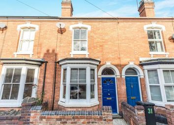 Thumbnail 2 bed terraced house for sale in Derby Road, City Centre, Worcester, Worcestershire