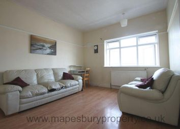 Thumbnail 2 bed flat to rent in Book Centre Mansions, North Circular Road, Neasden