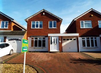 Thumbnail 3 bed link-detached house for sale in Badgers Way, Heath Hayes, Cannock, Staffordshire