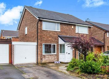 Thumbnail 2 bed semi-detached house to rent in Longley Close, Fulwood, Preston
