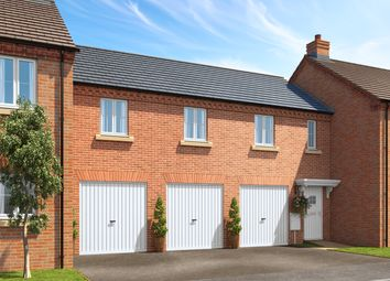 Thumbnail 2 bedroom flat for sale in Midland Road, Thrapston