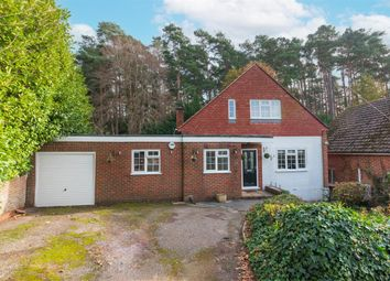 Thumbnail 3 bed detached house for sale in Furzehill Crescent, Crowthorne