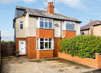 4 bed semi-detached house for sale in Roseville Drive, Harrogate, North Yorkshire HG1
