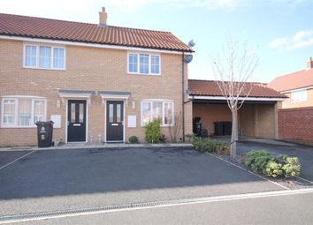 2 bed terraced house for sale in Grier Way, Clacton-On-Sea CO16