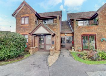 Thumbnail 2 bed flat for sale in Old School Close, Stokenchurch, High Wycombe, Buckinghamshire
