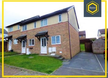 Thumbnail 2 bedroom end terrace house for sale in Clos Y Deri, Dafen, Llanelli