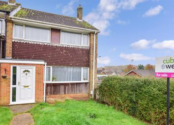 Thumbnail 3 bed end terrace house for sale in Marjoram Crescent, Waterlooville, Hampshire