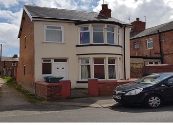 Thumbnail 3 bedroom detached house for sale in Brun Grove, Blackpool