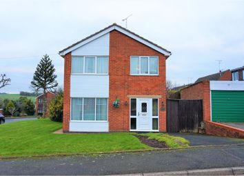 Thumbnail 3 bed detached house for sale in Newton Leys, Burton-On-Trent